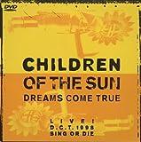 「CHILDREN OF THE SUN LIVE! D.C.T. 1998 SING OR DIE DVD」の画像