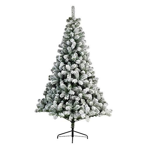 Kaemingk Snowy Imperial Pine Hinged Tree 150cm - 9903076