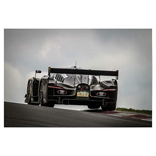 artboxONE Poster 30x20 cm Sport/Motorsport Dem Himmel entgegen - Bild Rennwagen DTM rennen Motorsport
