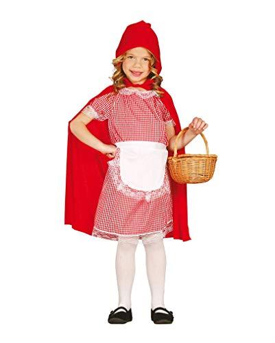 Horror-Shop costume petit chaperon rouge L