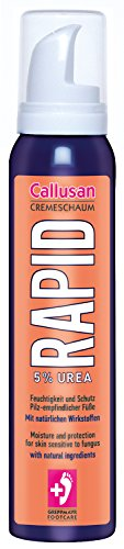Callusan Cremeschaum Rapid, 1er Pack (1 x 125 ml)
