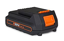 small Lithium-ion battery WEN49120B, up to 20 V, 1.5 Ah