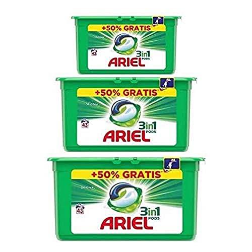 Detergente Ariel Verde