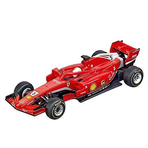 Carrera 20064127 Ferrari SF71H S.Vettel, No.5, Mehrfarbig