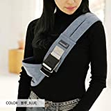 Gooseket Anayo 2 Baby Support Bag Blue / Baby Carrier / Strong Light Convenient for Outdoor Activities