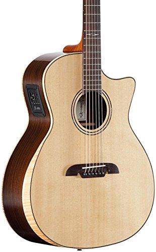 Alvarez 6 String Acoustic-Electric Guitar, Grand Auditorium (AG70CEAR)