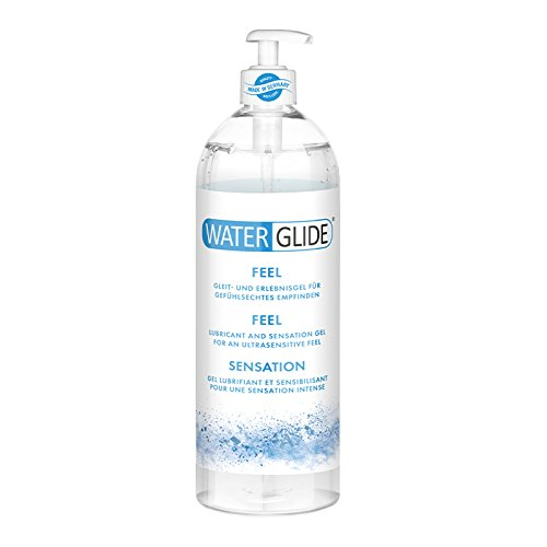 Waterglide, lubricante Feel, 1000 ml