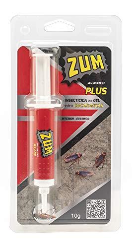 ZUM insecticida gel para cucarachas jeringa 10g.
