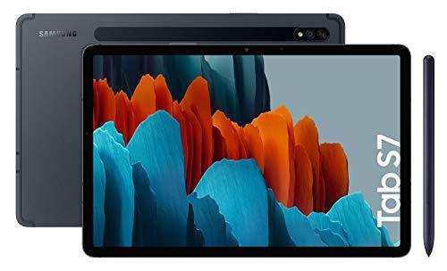 Samsung Galaxy Tab S7 - Tablet Android 4G de 11.0' I 128 GB I S Pen Incluido I Color Negro [Versión española] (Reacondicionado)