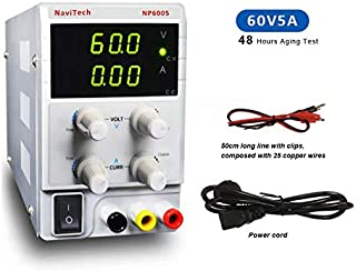 Best variable dc bench power supply Reviews