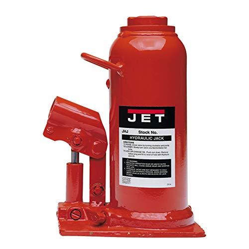 JET JHJ-5, 5-Ton Hydraulic Bottle Jack (453305)