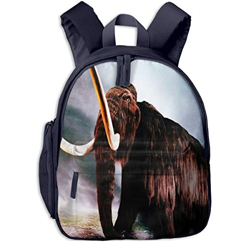 Kinderrucksack Mammut 1 Babyrucksack Süßer Schultasche für Kinder 2-5 Jahre