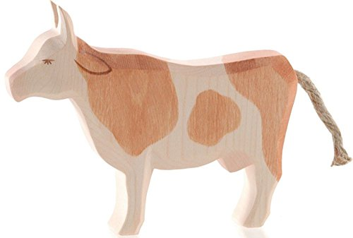 Margarete Ostheimer Ostheimer Kuh braun stehend