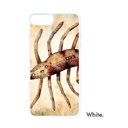 DIYthinker November Oktober Schorpioen sterrenbeeld Zodiac Wit Phonecase Apple Cover Case Gift