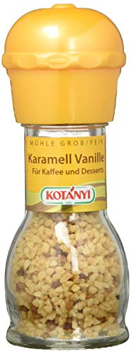 Kotanyi Karamell Vanille-Mühle, 1er Pack (1x 53 g)