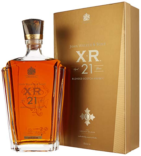 Johnnie Walker XR 21YO Blended Whisky (1 x 1 l)