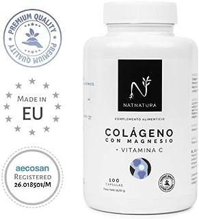 Amazon.es: colageno con magnesio - 2 estrellas y más