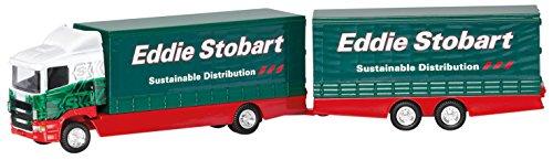 Corgi Eddie Stobart TY86651 Truck Drop Bar Échelle 1/64