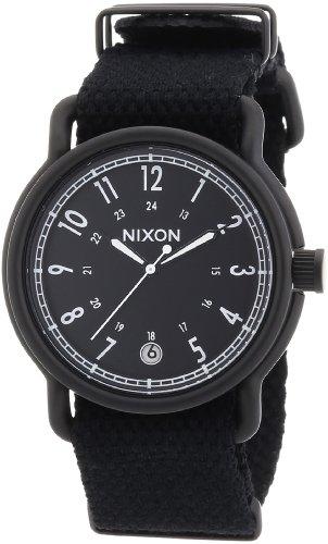 Nixon Axe Watch - All Black/Nylon