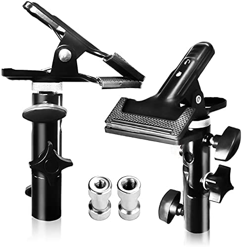 Julius Studio 2 Pack Clamp Clip Brack Mount Max 59% OFF Year-end annual account Holder Stand Light