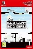 Avec BOXBOY! + BOXGIRL!, le BOXBOY! série de casse-tête arrive pour la première fois sur le commutateur Nintendo Vous allez jouer un nouveau personnage, Agent 8, qui ressemble à un Octoling! Elle se réveille sur le quai d'une station de métro sombre…...