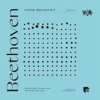 Beethoven: Wonne der Wehmut, Op. 83 No. 1