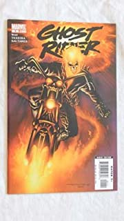 Ghost Rider # 1 Comic Book - Marvel Comics 2006 - Uncirculated Graded 9.8 By The Seller