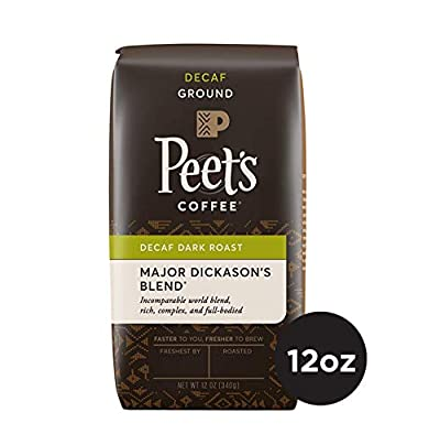 Peet's Coffee French Roast Dark Roast Ground Coffee