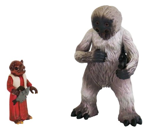 Star Wars – The Power of the Force 84071 – Kabe and Muftak