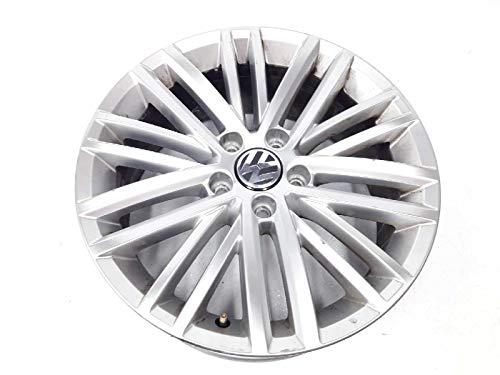 Llanta Volkswagen Tiguan (5n2) MOD: FORTALEZA 5/1125N0601025AL 7JX17 H2 ET43 (usado) (id:logop1285357)