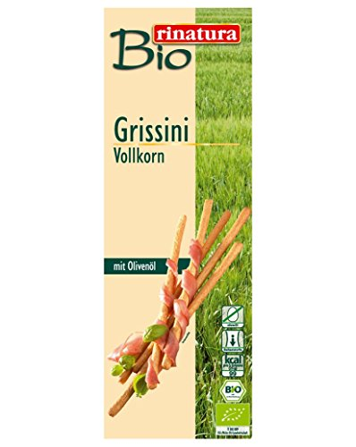 rinatura Vollkorn-Grissini Bio 125 g