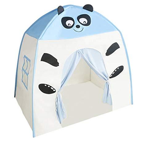 Z-Tapestry Z-w-Dong Tienda de campaña, jardín de Infantes for Chicos Toy Tent Boys' Dormitorio Tent Tent Kids patrón Rincón de Lectura/Animal Regalos de diseño/Niños Tiendas de campaña