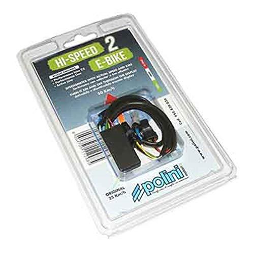 POLINI Modifica Hi-Speed 2 per E-Bike con Motori Bosch Velocita' EFFETTIVI (Tuning E-Bike) / Tuning Kit Hi-Speed 2 ebike Bosch Engine ACTAUL Speed (E-Bike Tuning)