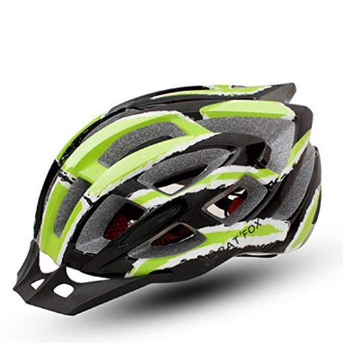 JM- Verstellbarer Helm für Sport-Mountainbike-Fahrräder mit integriertem Spritzguss