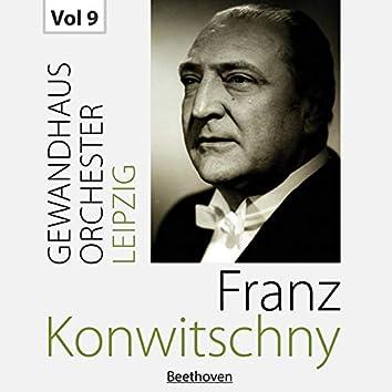 Franz Konwitschny with Gewandhausorchester Leipzig, Vol. 9