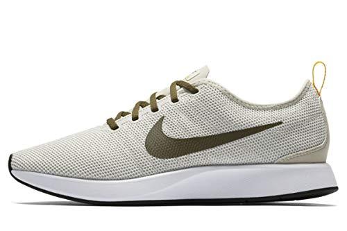 Nike Men's Dualtone Racer Gymnastics Shoes, Nero Schwarz Black, 6 UK