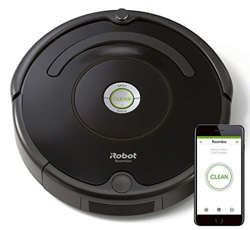 iRobot Roomba 671 Robot aspirador suelos duros y...