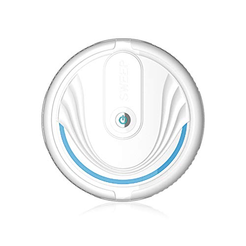 Best Deals! XRQ Robot Vacuum Cleaner with Turbo Mode Suction Up to 1600Pa, Quiet Cleaning for Pet Ha...