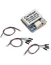 DIYmalls BN-180 GPS Receptor UART TTL Dual Glonass + GPS pasiva Antena para Arduino Pixhawk CC3D F3 Flight Control