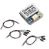 DIYmalls BN-180 GPS Module récepteur UART TTL Dual Glonass + GPS Antenne passive pour contrôleur de vol CC3D F3 de Arduino Pixhawk