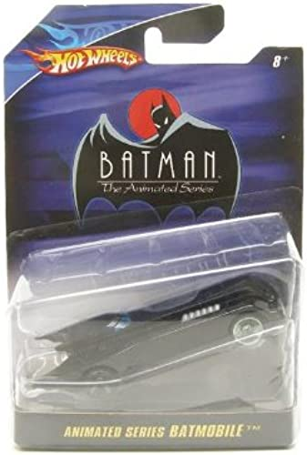 HotWheels 1 50 Batman Animated Series Batmobile