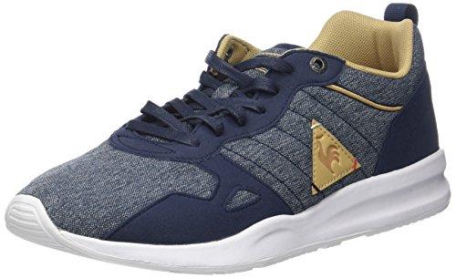 Le Coq Sportif Herren LCS R600 2 Tones Sneaker, Dress Blue, 45 EU