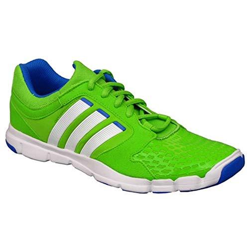 adidas - Adipure Trainer 360 K - G96276 - Farbe: Weiß-Grün - Größe: 36 2/3 EU