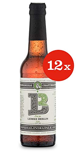 LEMKE Berlin Imperial IPA, Imperial India Pale Ale (0,33l) (12)