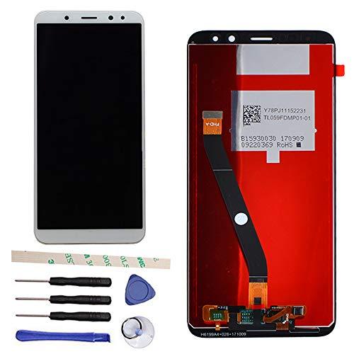 Completa Reparación y reemplazo LCD Display pantalla táctil digitalizador Asamblea para Huawei Mate 10 Lite / Nova 2i / Maimang 6 / G10 RNE-AL00 / G10 Plus / RNE-L22 RNE-L02 RNE-L21 RNE-L01 5.9