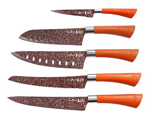 Comprar cuchillos tekno cheff