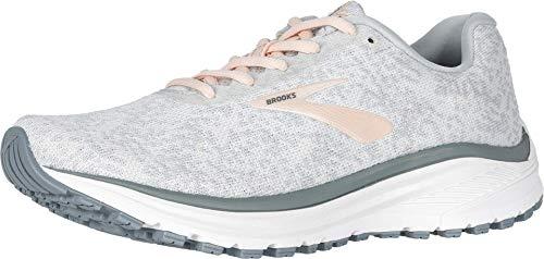 Brooks Anthem 2 Running Shoe White/Grey/Peach 6 B (M)
