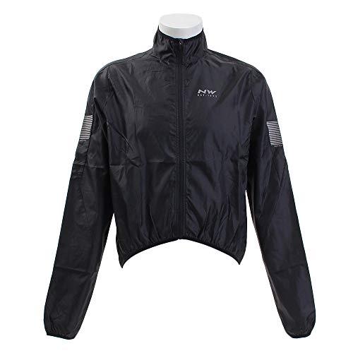 Northwave Vortex Fahrrad Wind/Regenjacke schwarz 2020: Größe: S (46)