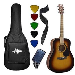 Yamaha Electric-Acoustic Guitar FX280 Dreadnought 3
