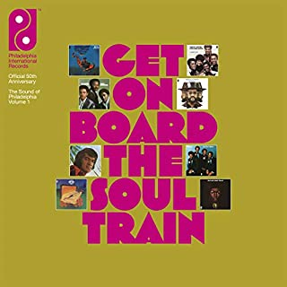 Get On Board The Soul Train: The Sound Of Philadelphia International Records Volume 1 / Various by Various Artists (B08XYCWR2Z)   Amazon price tracker / tracking, Amazon price history charts, Amazon price watches, Amazon price drop alerts